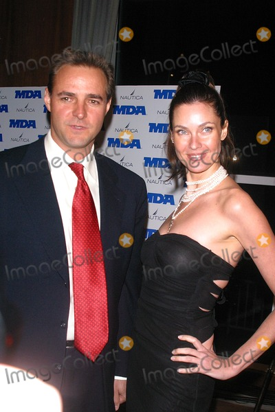 Al Leiter Photo - Muscular Dystrophy Association S 2003 Muscle Team Gala at Chelsea Piers Pier Sixty in New York City 01072003 Photo by John BarrettGlobe Photos Inc 2003 AL Leiter and Carol Alt