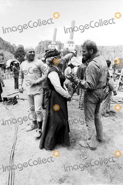 Burt Lancaster Photo - Telly Savalas Shelly Winters and Burt Lancaster S23475 Supplied by OrlandoGlobe Photos Inc