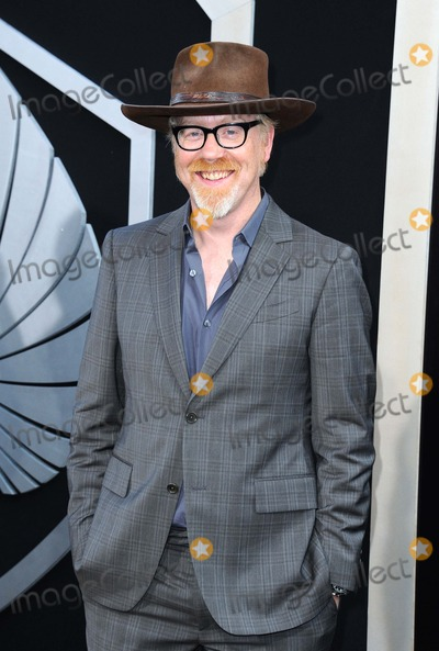 Adam Savage Photo - Adam Savage attending the Los Angeles Premiere of  Pacific Rim Held at the Dolby Theater in Hollywood California on July 9 2013 Photo by D Long- Globe Photos Inc