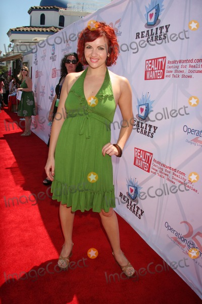 Anna Chudoba Photo - Reality Cares Presents Reality All-stars Hosted by Janice Dickinson to Benefit Operation Smile Josephs Restaurant Hollywood California 06-30-2007 Anna Chudoba Photo Clinton H Wallace-photomundo-Globe Photos Inc