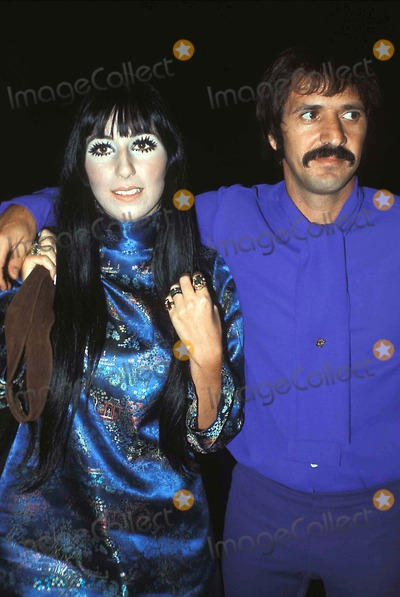Sonny  Cher Photo - Photo Phil Roach  Ipol Globe Photos Inc 1968 Sonny and Cher