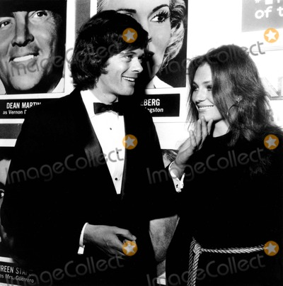 Michael Sarrazin Photo - Jacqueline Bisset and Michael Sarrazin at the Airport Premiere 1970 1970s Nate CutlerGlobe Photos Inc