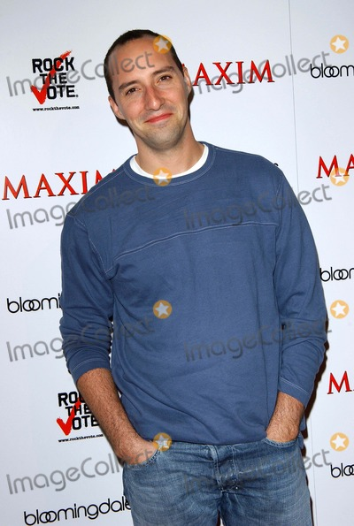 Tony Hale Photo - Maxim Magazine Bowls For Dollars at Lucky Strike Lanes in Hollywood CA 09282004 Photo by Fitzroy BarrettGlobe Photos Inc 2004 Tony Hale