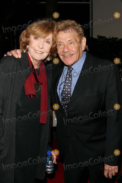 Ann Meara Photo - Jerry Stiller and Wife Anne Meara - Meet the Fockers - Premiere - Universal Amphitheatre Hollywood CA - 12-16-2004 - Photo by Nina PrommerGlobe Photos Inc2004
