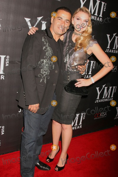 Amy Teegarden Photo - Ymi Jeans 5th Annual Fashion Show  After-party Hosted by Aimee Teegarden the Music Box Theatre Hollywood California 10-06-2008 David Vared-ymi Co-founder and Amy Teegarden Photo Clinton H Wallace-photomundo-Globe Photos Inc