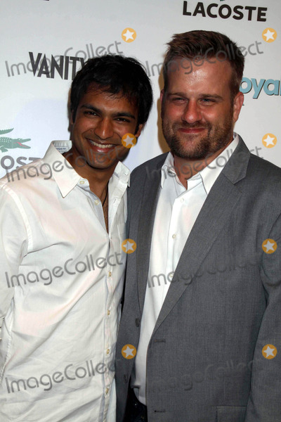 Arjun Gupta Photo - Arjun Gupta Stephan Wallem of Nurse Jackie USA Network and Vanity Fair Celebrate the 2nd Season of Royal Pains with a Party at Lacoste Fifth Avenue Boutique NYC 06-01-2010 Photo by John Barrett-Globe Photos Inc 2010