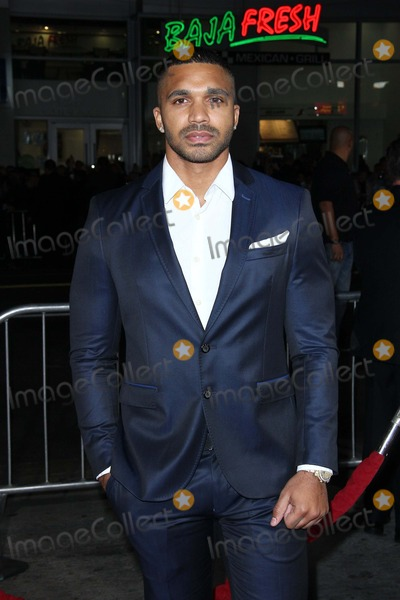 Tyler Lepley Photo - Tyler Lepley Arriving at Ride Along Los Angeles Premiere on January 13 2014 at Tcl Chinese Theatre Hollywoodcaliforniausa PhototleopoldGlobephotos