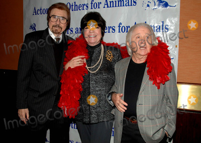 Arte Johnson Photo - Celebration of Caring 2009 Toast to Rowan  Martins laugh-in at the Universal Hilton in Universal City CA 11-14-2009 Photo by Scott Kirkland-Globe Photos  2009 Gary Owens Joanne Worley Arte Johnson