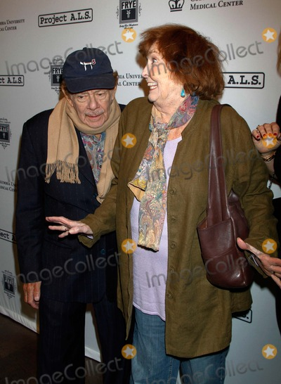 Jerry Stiller Photo - Jerry Stiller and Anne Meara Arrive For the Project Als Tomorrow Is Tonight 14th Annual New York Event to Support Als Research at Lucky Strike Lanes  Lounge in New York on October 27 2011 Photo by Sharon NeetlesGlobe Photos Inc