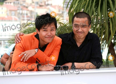 Lou Ye Photo - Chen Sicheng  Lou Ye Actor  Director Spring Fever Photo Call at the 2009 Cannes Film Festival at Palais Des Festival Cannes France 05-14-2009 Photo by David Gadd Allstar--Globe Photos Inc 2009