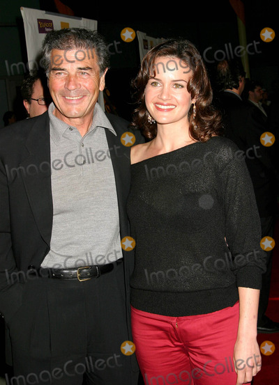 Amy Aquino Photo - the Singing Detective - Los Angeles Premiere at the Arclight Theatre Hollywood CA 10162003 Photo by Ed Geller  Egi  Globe Photos Inc 2003 Robert Forster and Amy Aquino