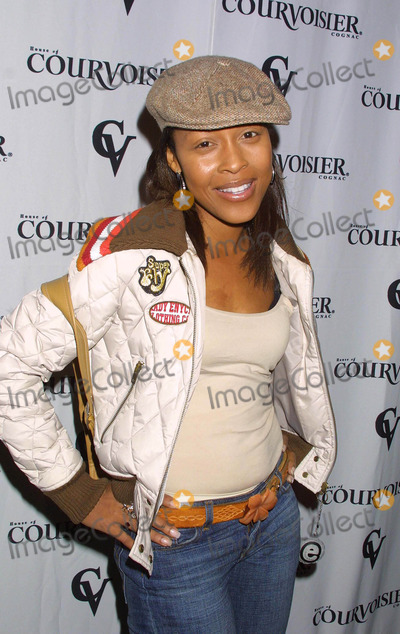 Monica Calhoun Photo - House of Courvoisier Year-end Blowout Party Falcon Hollywood California 12182003 Clinton H WallaceipolGlobe Photos Inc 2003 Monica Calhoun
