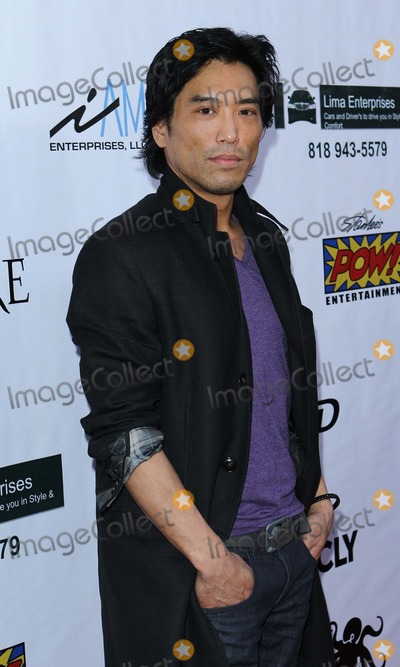 Peter Shinkoda Photo - Peter Shinkoda Los Angeles Premiere of with Great Powerthe Stan Lee Story Held at Ipic Theatersgold Class Cinemas pasadenacaapril 19 - 2012photo TleopoldGlobephotos