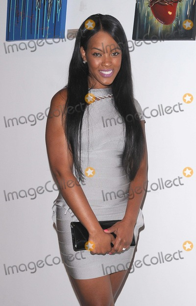 Malaysia Pargo Photo - Intimate Welcome Soiree For Vh1 Basketball Wives Los Angeles Laura Govan at Code C in West Hollywood CA 8411 Photo by Scott Kirkland-Globe Photos  2011 Malaysia Pargo