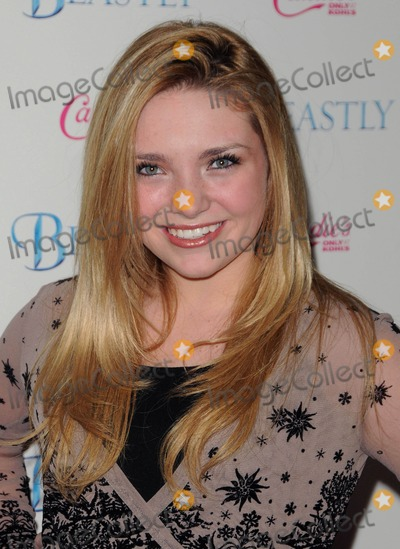 Kailey Swanson Photo - Kailey Swanson attending the Los Angeles Premiere of Beastly Held at the Pacific Theatres in Los Angeles California on 22411 photo by D Long- Globe Photos Inc 2011
