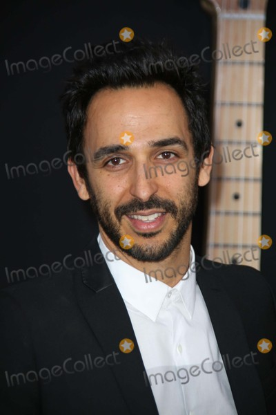 Amir Arison Photo - Amir Arison attends the World Premiere of Ricki and the Flash Amc Lincoln Square Theater NYC August 3 2015 Photos by Sonia Moskowitz Globe Photos Inc