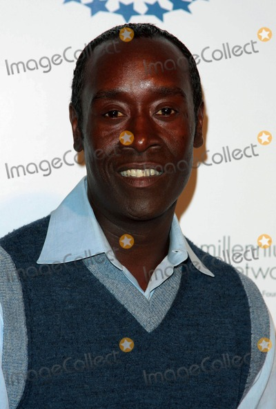 William J Clinton Photo - Don Cheadle attends the William J Clinton Foundation Millennium Network Event Held at the Roosevelt Hotel in Hollywood California on April 30 2009 Photo by David Longendyke-Globe Photos Inc 2009