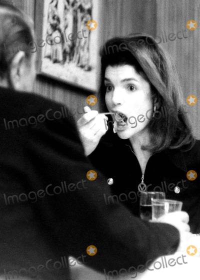 Jacqueline Kennedy Onassis Photo - Jacqueline Kennedy Onassis Supplied by Globe Photos Inc