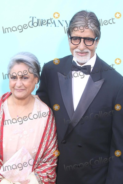 Amitabh Bachchan Photo - Amitabh Bachchan and Wife at World Premiere of the Great Gatsby at Avery Fisher Hall at Lincoln Center 5-1-2013 Photo by John Barrettphotos