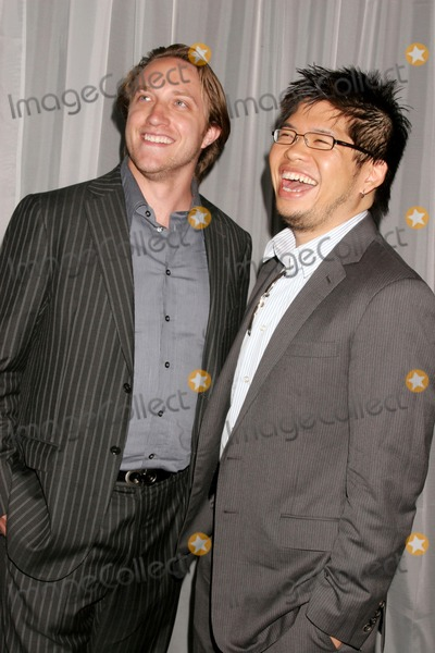 Steve Chen Photo - the 35th Annual Vision Awards Presnted by Retinitis Pigmentosa International (Rpi) Beverly Hilton Hotel Beverly Hills CA 061208 Chad Hurley and Steve Chen - Founders of Youtube Photo Clinton H Wallace-photomundo-Globe Photos Inc