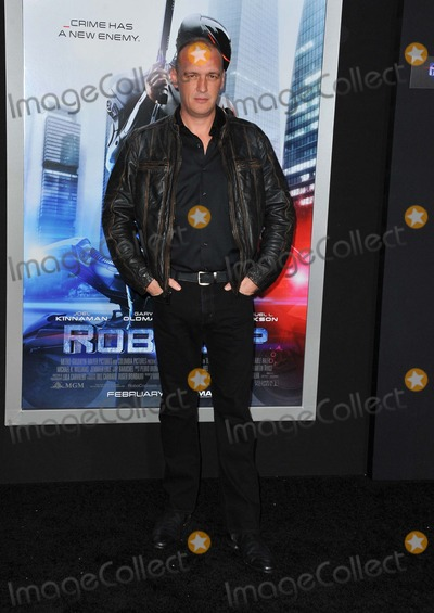 Alan ONeill Photo - Alan Oneill attending the Los Angeles Premiere of Robocop Held at the Tcl Chinese Theatre in Hollywood California on February 10 2014 Photo by D Long- Globe Photos Inc