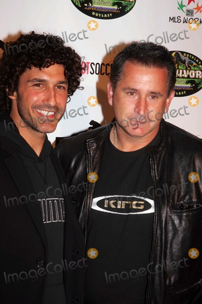 Ethan Zohn Photo - The First Annual Grassroot Soccer Gala and Auction to Benefit the Fight Against Aids in Africa Is Held at Marqee Tenth Avenue 10-02-2008 Photos by Rick Mackler Rangefinder-Globe Photos Inc2008 Ethan Zohn and Anthoney Lapaglia
