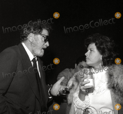 Burt Lancaster Photo - Burt Lancaster and Jackie Bone Photo Nate CutlerGlobe Photos Inc