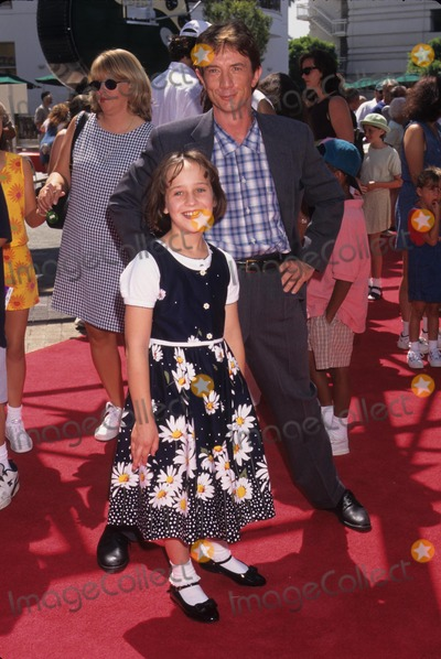 Mara Wilson Photo - Mara Wilson Martin Short a Simple Wish Premiere in Los Angeles 1997 Photo by Lisa Rose-Globe Photos Inc
