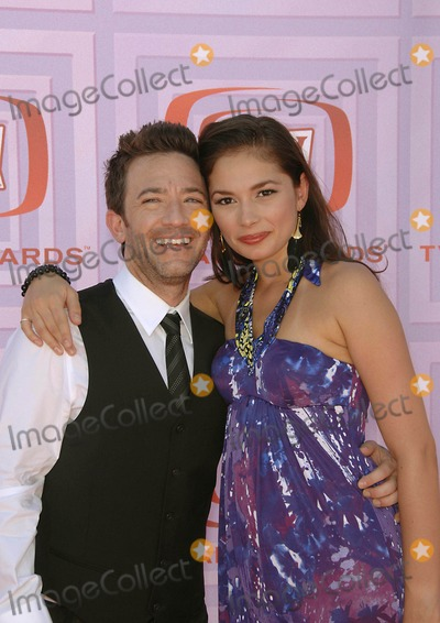 Christiana Leucas Photo - David Faustino and Christiana Leucas the 7th Annual Tv Land Awards Held at the Universal City Gibson Amphitheatre in Los Angeles  California 04-19-2009 Photo by Michael Germana-Globe Photos Inc