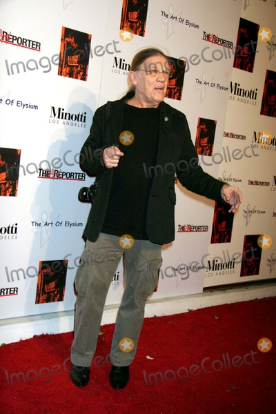 Henry Diltz Photo - the Art of Elysiums Annual Art Benefit Sponsored by Bally and the Hollywood Reporter Minotti Los Angeles CA 12-02-2006 Henry Diltz - Special Photography Exhibitor Photo Clinton H Wallace-photomundo-Globe Photos Inc