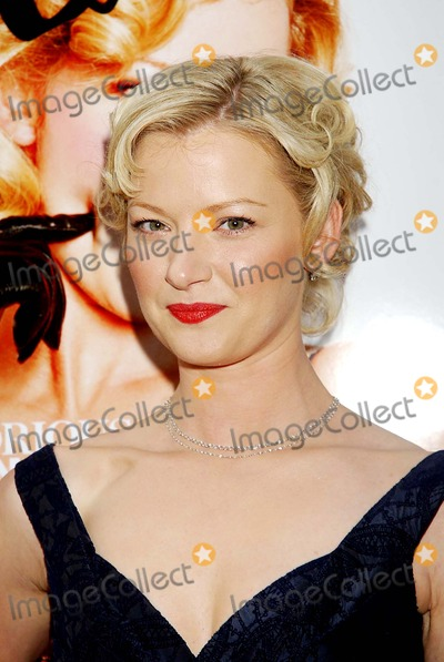 Bettie Page Photo - New York Premiere of the Notorious Bettie Page Amc Loews 19th Street East  New York City 04-10-2006 Photo by Ken Babolcsay-ipol-Globe Photosinc Gretchen Mol