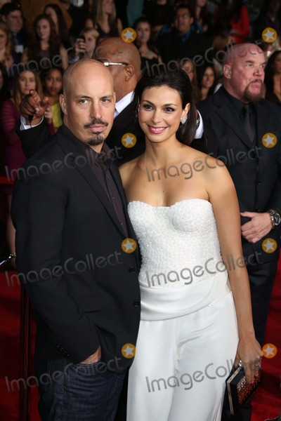 Austin Chick Photo - Actress Morena Baccarin and Husband Austin Chick Arrive at the 39th Annual Peoples Choice Awards at Nokia Theatre at LA Live in Los Angeles USA on 09 January 2013 Photo Alec Michael Photos by Alec Michael-Globe Photos Inc