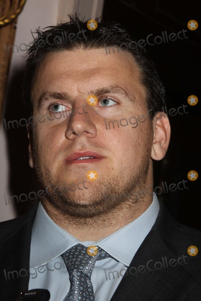 Chris Snee Photo - Chris Snee May 15 2012 Waldorf Astoria Hotel NYC the 19th Annual Gridiron Gala Presented by the NY Jets the NY Giants and the Unitedway NYC May 15 2012 Photo by Mitch Levy-Globe Photos Inc