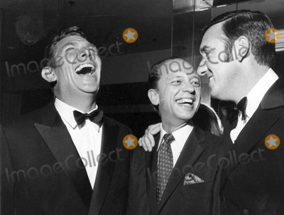 Andy Griffith Photo - Andy Griffith with Don Knotts and Jim Nabors at the Conference of Personal Managers Annual Banquet at the Beverly Hills Hotel 1969 Nabors Was Named Entertainer of the Year Photo by Globe Photos