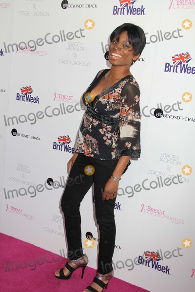 Angelique Bates Photo - Britweek 2013 Presents dont Give Up Live It Up Stacey Jackson Album Launch Party For Breast Cancer Charities of America Bardot Hollywood CA 05012013 Angelique Bates Photo Clinton H Wallace-Globe Photos Inc