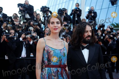 Alessandro Michele Photo - Charlotte Casiraghi and Alessandro Michele Attend the Premiere of Carol During the 68th Annual Cannes Film Festival at Palais Des Festivals in Cannes France on 16 May 2015 Photo Alec Michael
