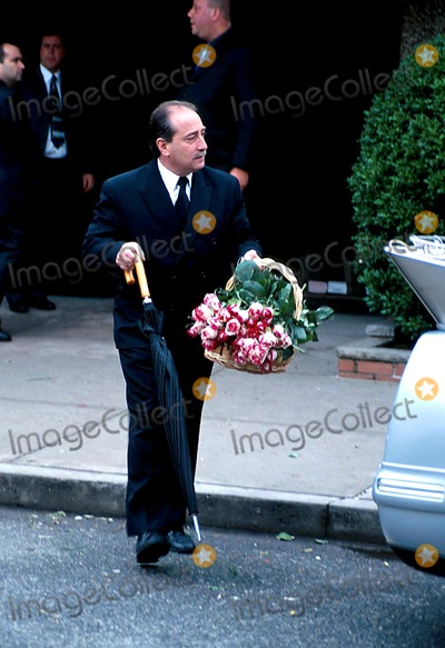 John Gotti Photo -  John Gotti Funeral in Queens New York John Gotti Mob Boss of the Gambino Crime Family Was Laid to Rest Beside the Body of His 12 Year Old Son Frank at St Johns Cemetery in Queens 061502 John Gottis Son Photo by John KrondesGlobe Photos Inc
