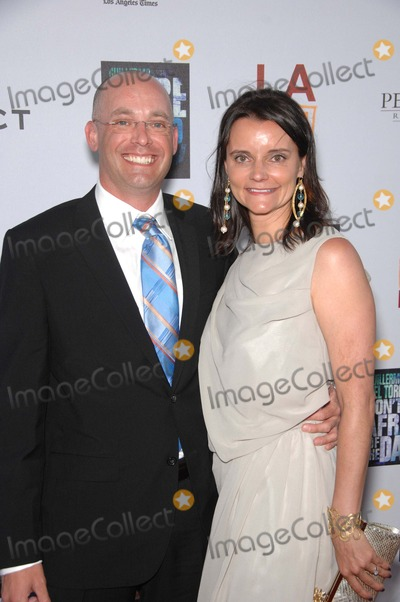 Troy Nixey Photo - Troy Nixey and Michelle Nixey during the Los Angeles Film Festivals premiere of the new movie from FilmDistrict DONT BE AFRAID OF THE DARK held at the Regal Cinemas L A Live on June 26 2011 in Los AngelesPhoto Michael Germana  - Globe Photos Inc 2011