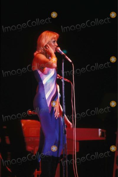 ABBA Photo - Photo Bill Richert Globe Photos Inc 1979 Abba Stagebandreq