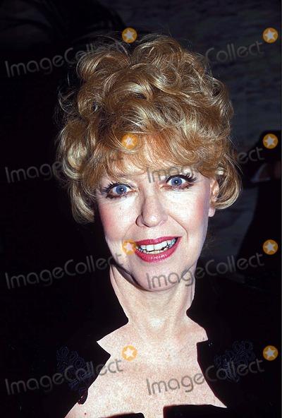 Dorothy Loudon Photo - Photo Rangefinders Globe Photos Inc 1988 Dorothy Loudon Dorothyloudonretro
