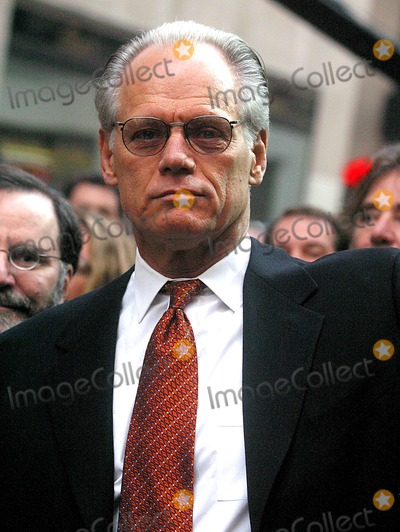 Fred Dryer Photo - Sd1115 Phil Collins Live on NBC Today Show at Rockefeller Center in New York City Photo by John BarrettGlobe Photos Inc 2002 Fred Dryer