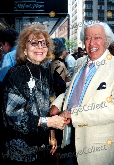 Adolph Green Photo - Sd060595 George Abbott Memorial Betty Comden_adolph Green Photo by Ed GellerGlobe Photosinc Obit