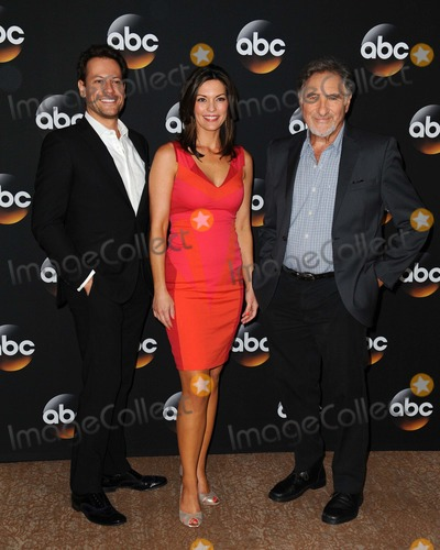 Alana de la Garza Photo - Ioan Gruffudd Alana De La Garza Judd Hirsch attending the 2014 Television Critics Association Summer Press Tour - Disneyabc Television Group Held at the Beverly Hilton Hotel in Beverly Hills California on July 15 2014 Photo by D Long- Globe Photos Inc