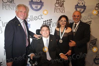 Emilio Estefan Photo - Nick Buonicontimarc Buonicontigloriaemilio Estefan at 30th Annual Great Sports Legends Dinner Benefit For the Buoniconti Fund to Cure Paralysis at Waldorf Astoria 10-6-