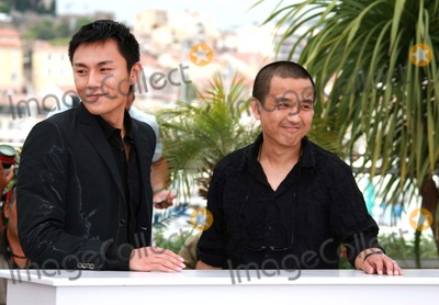 Lou Ye Photo - Qin Hao  Lou Ye Actor  Director Spring Fever Photo Call at the 2009 Cannes Film Festival at Palais Des Festival Cannes France 05-14-2009 Photo by David Gadd Allstar--Globe Photos Inc 2009