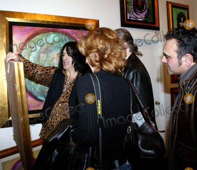 Paul Stanley Photo - Paul Stanley attends an Exhibition of His Art Work at the Wentworth Gallery in Garden City  New York 01-04-2008 Photo by Bruce Cotler-Globe Photosinc