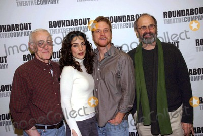Alan Tudyk Photo - a Photo Op with the Cast of Prelude to a Kiss in Their New York Rehearsal Hall at the Roundabout Rehearsal Studio New York City 01-19-2007 Photo by Barry Talesnick-ipol-Globe Photos 2007 John Mahoney Annie Parisse Alan Tudyk Daniel Sullivan (Director)
