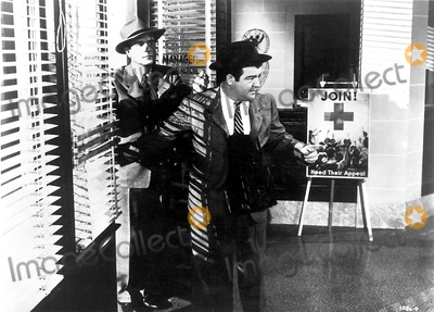 Lou Costello Photo - Abbott and Costello Hit the Ice Starring Bud Abbott and Lou Costello Supplied by RangefinderGlobe Photos Inc