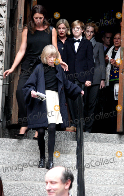 Dominick Dunne Photo - Funeral For Dominick Dunne at the Church of Saint Vincent Ferrer Newyork City 09-10-2009 Photo by William Regan- Globe Photos Inc 2009 Joan Dideon