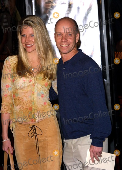 Scott Hamilton Photo - Scott Hamilton and Date Tracy Robinson Showtime Premiere Mann Chinese Theater Hollywood CA March 11 2002 Photo by Nina PrommerGlobe Photos Inc 2002